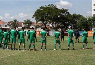 Los equipos también 'luchan' contra las bajas por Covid-19. Foto: Club Oriente Petrolero