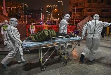 El Covid-19 se ha cobrado la vida de 1.718.209 personas. Foto AFP