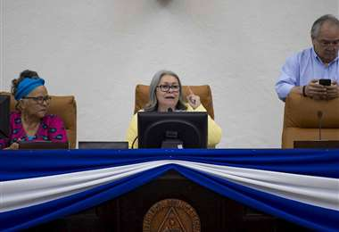 Parlamento de Nicaragua