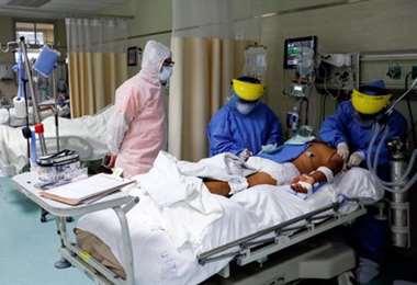 Perú supera el millón de casos de Covid-19