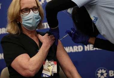 Un millón de estadounidenses se vacunaron contra el Covid-19