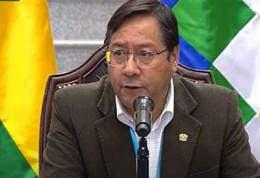 El presidente Arce destacó el descubrimiento del pozo Boicobo Sur X1