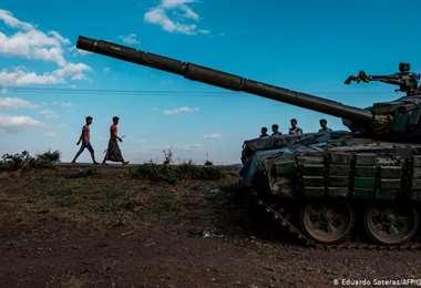 El ejército etíope mata a 42 de los responsables de la matanza de ayer