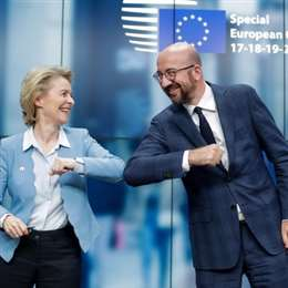 Líderes europeos saludan el acuerdo posbrexit