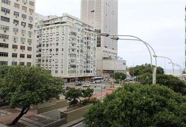 Río de Janeiro cerrará accesos al barrio de Copacabana en fin de año por repunte de la pan