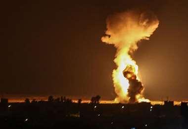 Israel ataca posiciones de Hamás en Gaza