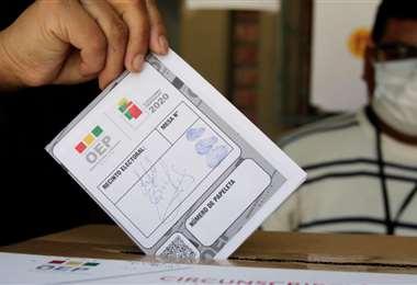 Las elecciones subnacionales serán el 7 de marzo de 2021/Foto: TSE