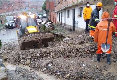 Las contingencias por las lluvias I AMN.