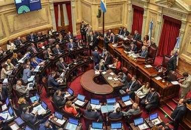 El Senado de Argentina decide sobre ley de aborto con fuerzas empatadas