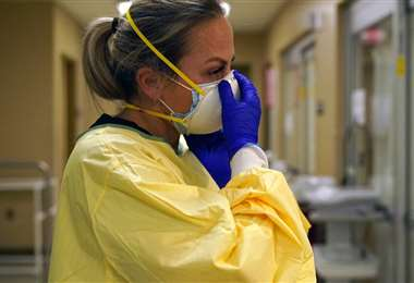 Detectan en EEUU primer caso de la cepa de covid-19 descubierta en Reino Unido