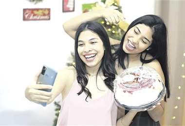 Las tortas de merengue son las favoritas de las más jovencitas