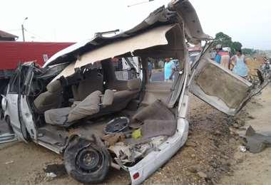 Accidente en San Germán