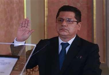 Vargas es el sexto ministro del Interior de Perú en lo que va del año 2020 /AFP