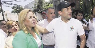 Camacho y Sosa sellan alianza para las subnacionales