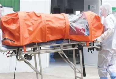Hay centros de salud que muestran flaquezas por falta de personal. Foto referencial