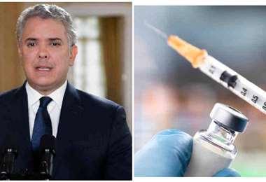 Colombia anuncia acuerdo para adquirir 9 millones de vacunas anticovid