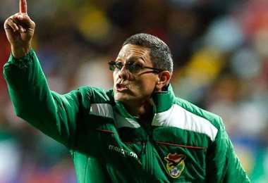 Mauricio Soria ya dirigió a Wilstermann en temporadas pasadas. Foto: internet