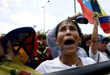 Hay 5,4 millones de migrantes y refugiados venezolanos en el mundo