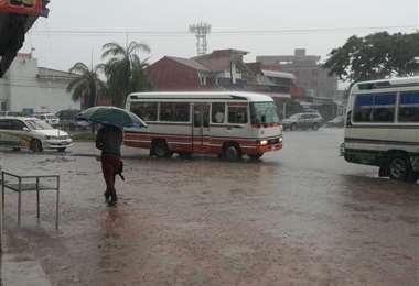 Fin de semana con lluvias en la ciudad