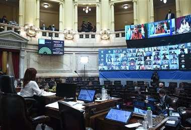 Hay polémica en Argentina por la iniciativa en marcha