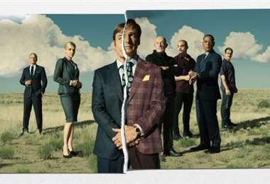 Better Call Saul, la precuela de Breaking bad, es la mejor producción de EEUU