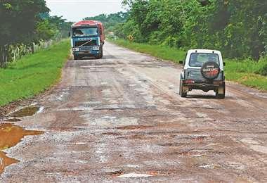 La conservación vial es uno de los objetivos de la ABC (Foto: EL DEBER)