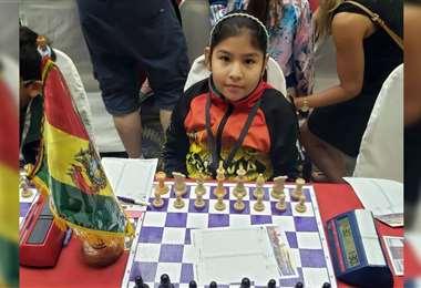Mollo logró clasificarse para los octavos de final del Mundial Infanto-Juvenil de Ajedrez