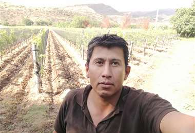 Eider Quiroga, candidato del MAS