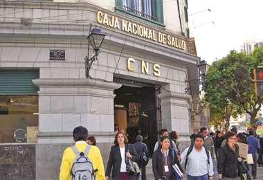 El edificio de la Caja Nacional I Página 7.