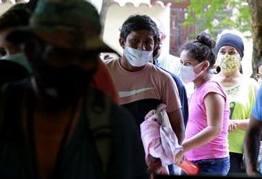 Parte de la población no respeta las medidas de bioseguridad. Foto: Ricardo Montero