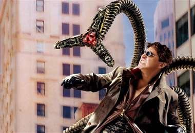 Alfred Molina volverá a encarnar al villano Dr Octopus