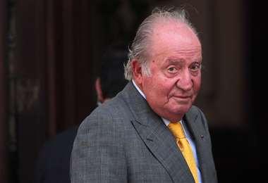 Juan Carlos I abona una deuda tributaria