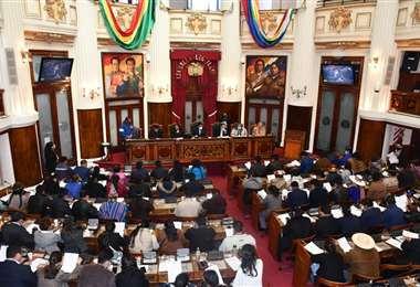 La Cámara Baja tratará este miércoles dos proyectos de ley.