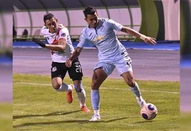 Fernández es un jugador clave en Bolívar. Foto: APG Noticias