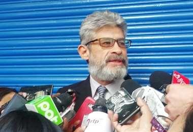El fiscal Marco Antonio Rodríguez indicó que apelaran la medida judicial que benefició a la imputada
