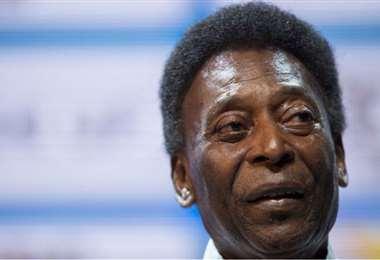 Pelé tiene 79 años. En la década de los años 70 fue un crack. Foto: Internet