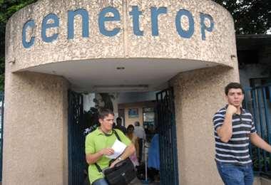 Cenetrop está ubicado en el segundo anillo y avenida Centenario de Santa Cruz.