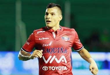 El argentino Cristian 'Pochi' Chávez se recupera de una lesión. Fue una sentida baja ante el Tigre. Foto: Internet