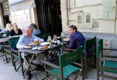 Susana Rivero fue vista en un restaurante de San Telmo, Buenos Aires, en noviembre (Archivo)