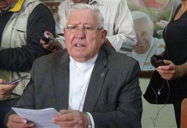Jesús Juárez (Foto: Arquidiocesis de Sucre)