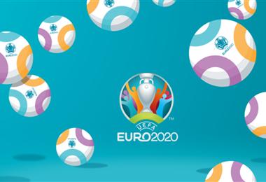 La Euro-2020 se celebrará entre el 12 de junio y el 12 de julio de este año en 12 países del viejo continente. Foto. Internet