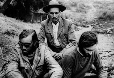 El arriero chileno fue quien guió a los rescatistas para recuperar con vida a los supervivientes de los Andes. Foto. Internet