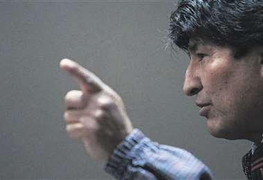 Morales se fue a Cuba por segunda vez en dos meses. Había estado en diciembre antes de irse a Argentina.