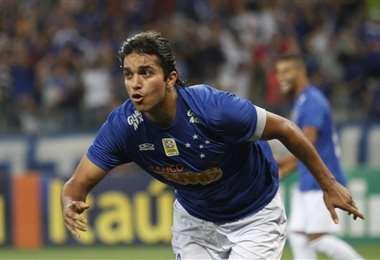 Marcelo Martins pasó muy buenos momentos con la camiseta del Cruzeiro. Tiene 32 años. Foto: Internet