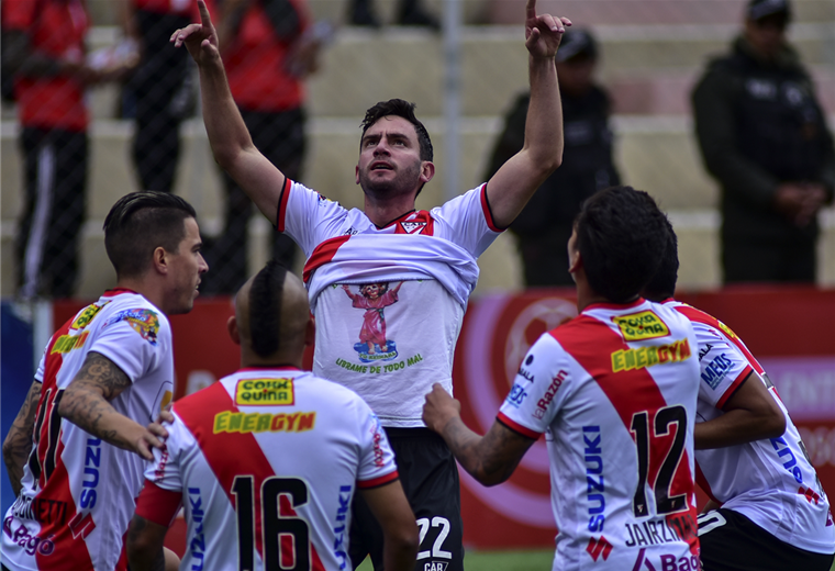 Always Ready es el líder del torneo Apertura. Foto. Archivo DIEZ