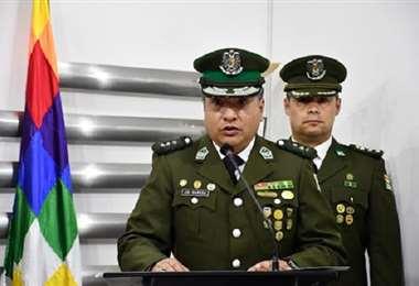 Foto del Ministerio de Gobierno