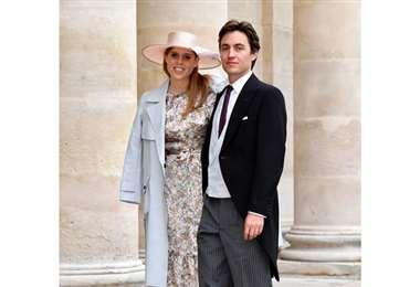 Eugenia de York y Edoardo Mapelli se casan luego de enamorar durante dos años