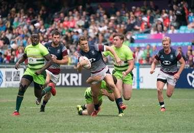 Hong Kong y Singapur debían ser sede del rugby 7 en abril, pero pasó para octubre. Foto: Internet