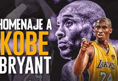 Todo listo para el partido de las Estrellsa de la NBA, que le rendirán tributo al desaparecido Koby Bryant. Foto: Internet
