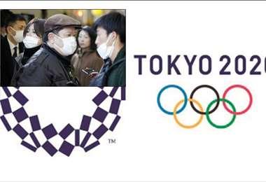 Los organizadores de los Juegos Olímpicos Tokio 2020 están preocupados por el coronavirus. Foto: Innternet